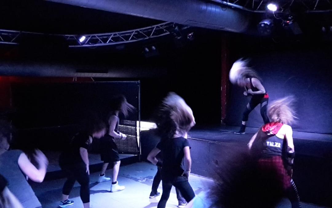 Metal-Stammtisch feat. Metal-Workout