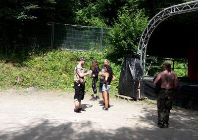 Metalza-Fans der ersten Stunde
